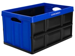 Clever Crates 16-Gallon Folding Crate from $8
