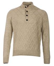 Bob Timberlake Men's Trellis Sweater for $34