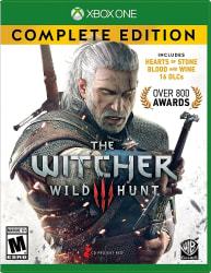 The Witcher 3: Complete Edition for Xbox One $20