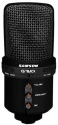 Samson G-Track USB Supercardioid Microphone $50