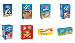 Kellogg's and Keebler at Dollar General from $2