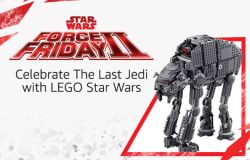 Amazon Star Wars Force Friday II Sale