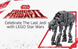 Amazon Star Wars Force Friday II Sale