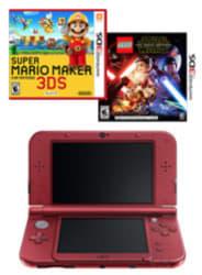 Refurb New Nintendo 3DS XL Bundle for $130