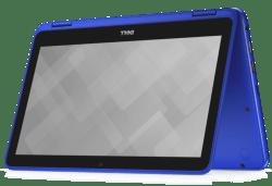 """Dell Pentium Quad 12"""" 2-in-1 Touch Laptop $280"""