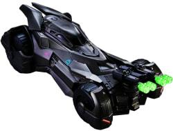 Mattel Batman v Superman Batmobile Vehicle for $7