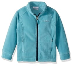 Columbia Girls' Benton Springs Fleece Jacket $11