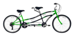 "Kent 26"" 21-Speed Dual Drive Tandem Bike for $249"