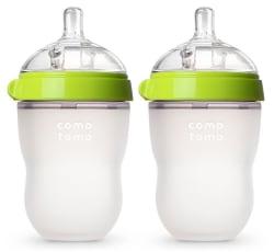 6 Comotomo 8-oz. Baby Bottles for $48