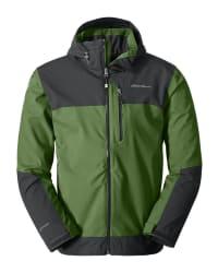 Eddie Bauer Men's All-Mountain Shell Jacket $50