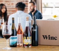 Winc Wine Service: $25 off your first order