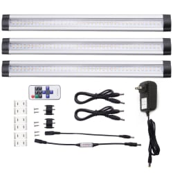 LE Under-Cabinet LED Lighting Kit for $20