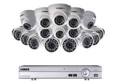 Lorex 16ch 3TB HD Security Camera System for $900