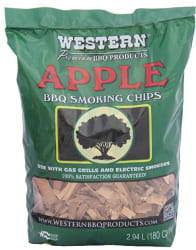 Western Apple Smoking Chips for $5