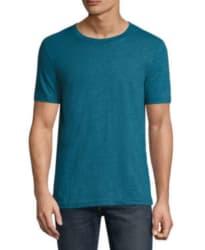 6 Arizona Men's Crew-Neck T-Shirts for $25