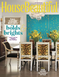 House Beautiful 1-Year Subscription for free