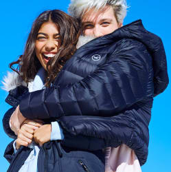 Hollister Outerwear Sale: Up to 40% off