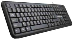 Osmartech USB Wired Keyboard for $3