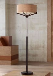 Franklin Iron Works Tremont Floor Lamp for $150