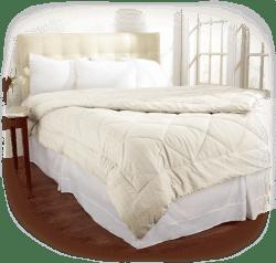 Gardenia Down Alternative Comforter from $12