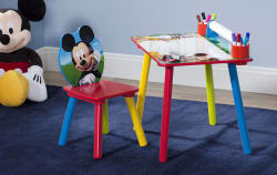 Disney Mickey or Minnie Mouse Art Desk for $20