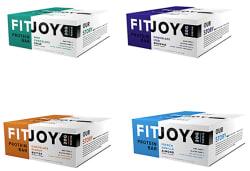 Fit Joy Bars for $34