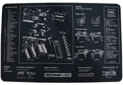 Glock Armorer's Bench Mat for $9
