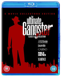 The Ultimate Gangster Blu-ray Box Set for $2