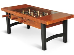 Eastpoint Sports Coffee Table Soccer Game For 99