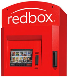 $20 Redbox Gift Card for $12 or $10 GC for $7