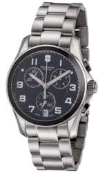 Victorinox Men's Swiss Army Chronograph Watch $170