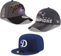 Clearance Hats at Lids: Up to 75% off, from $5