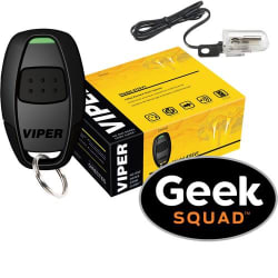 Viper Remote Start System, Installation for $215