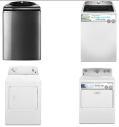 Washers and Dryers: Up to 35% off + 10% off