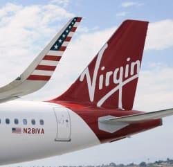 Virgin America Fares to California from $39 1-way