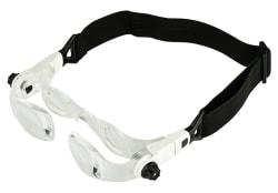 TV Glasses Magnifier Headband for $10
