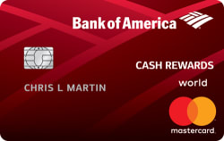 Bank of America® Cash Rewards: $150 bonus offer
