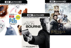 Blu-rays at Best Buy: Buy 1, get 2nd free