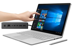 "Microsoft Surface Book 14"" Laptop w/ Dock $1,000"