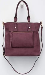 Violet Ray Women's Hadlee Tote Bag for $28