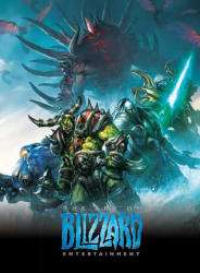 """Art of Blizzard Entertainment"" in Hardcover $10"