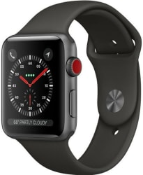 Apple Introduces Apple Watch Series 3 from $329