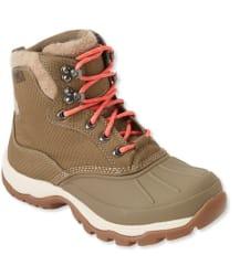 L.L.Bean Women's Storm Mesh Waterproof Boots $70