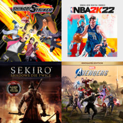PlayStation Store November Savings Sale: Up to 90% off