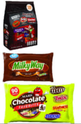 Halloween Candy at Kroger: 50% off w/ $10 in food
