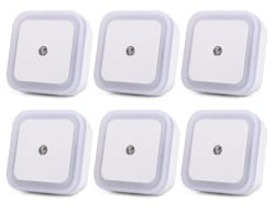 LED Night Light 6-Pack for $8