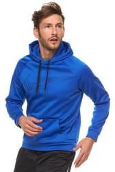 Nike Men's Sequel Therma-Fit Fleece Hoodie for $17