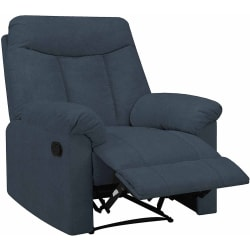 prolounger wall hugger microfiber recliner 162 - Gaiam Ball Chair
