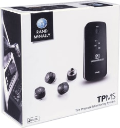 Rand McNally Tire Pressure Monitoring System $50