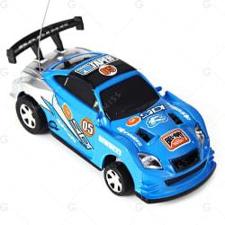 Soda Can Mini RC Racing Car for $4